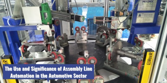 Assembly Line Machines